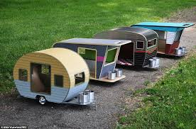 Although The Trendy Trailers Were Originally Created With Small Dogs In Mind Campers Are
