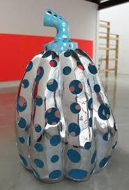 Yayoi Kusama Pumpkin Sculpture by 158 Best Yayoi Kusama Images On Pinterest Contemporary Art