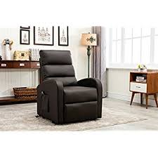 Amazon Divano Roma Furniture Classic Plush Bonded Leather