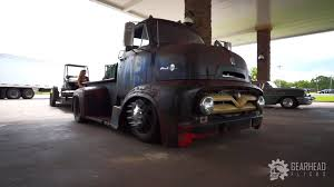 This 1955 Cab-Over Ford Is Mad Max Maniacal - Ford-Trucks.com Freightliner Cabover Pictures Used Heavy Duty Trucks Freightliner Kenworth Moving Truck Rc Tech Forums Cabover Atca Macungie 2014 Youtube Used 1988 Freightliner Coe For Sale 1678 1978 Kenworth K100c W Sleeper Buy2ship For Sale Online Ctosemitrailtippmixers The Only Old School Truck Guide Youll Ever Need Truck Trailer Transport Express Freight Logistic Diesel Mack Kenworth Company K270 And K370 Mediumduty In