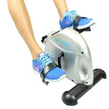 Pedal Exerciser Under Desk by Pedal Exerciser By Vive Best Portable Medical Exercise Peddler