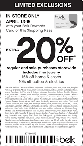 Belk Coupons - Extra 20% Off At Belk Belk Coupon Code Up To 25 Off Free Shipping Computer Parts Online Stores Coupons Extra 20 At Wwwbelkcom Credit Card Bill Payment Guide Promocalendarsdirect Com Promo Instrumart Discount Store In Oak Ridge Renovated More Come Best Women Clothing Service Saint Marys Ga Womens Refer A Friend Earn Off Milled How Find A Working Crocs Promo Code One Extremely Give Away 2 Million Gift Cards On Thanksgiving Celebrates 130 Years Belk Fall Home Sale Regular And Items