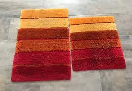 badezimmerteppich kibek set handtücher und duschvorleger