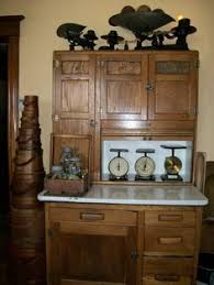 What Is A Hoosier Cabinet Insert by Decorating A Hoosier Cabinet Inside Your House Home