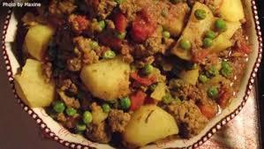 Tips Tricks Keema Aloo Ground Beef And Potatoes