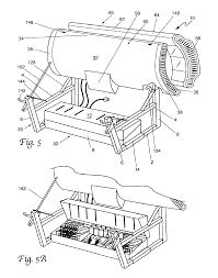 Prosun Tanning Bed by Patent Us6802854 Modular Knock Down Tanning Bed Google Patents