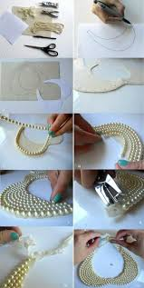 How To Make Statement Necklace Tutorial2