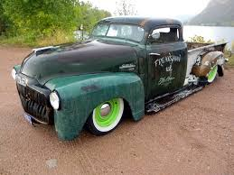 100 Rat Rod Trucks Pictures Dan Dolans Freakshow Tattoo Is One Eclectic Pickup