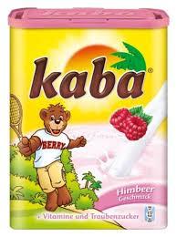 kaba himbeergeschmack 400g dose