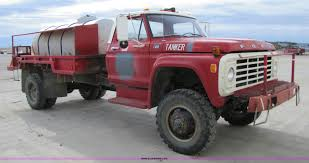100 Messer Truck Equipment 1979 Ford F600 Water Truck Item 8660 SOLD April 14 Cons