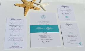 Aquarium Themed Wedding Invitations Or Beach 69 Templates