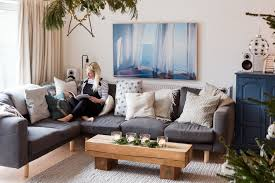 Karlstad Sofa Cover Etsy by How To Make Your Old Ugly Sofa Look New Again Apartment Therapy
