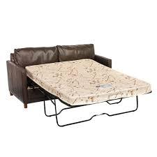 Levon Sofa Charcoal Upholstery by Softee Leather Full Sleeper Sofa U2013 Jennifer Furniture