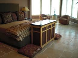 master bedroom tv lift schlafzimmer charleston