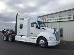 100 Images Of Semi Trucks 2019 Kenworth T680 Sleeper Truck Paccar MX13 485HP