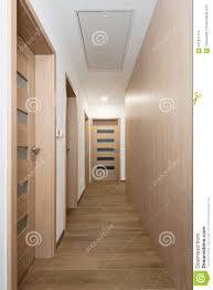 100 Contemporary House Interior Passage To Rooms In Stock Photo Image