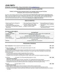 Resume Fresh Sales Manager Examples Inspirational Director Executive Format