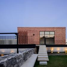 100 Contemporary Brick Architecture Experimenting With At Its Most Blocky And Institutional