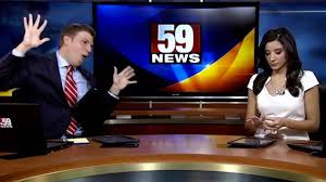 News Anchor Goes Viral While Dancing To Taylor Swifts Shake It Off