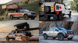 100 Tough Trucks 8 Nissan Titans Built To Take On Anything