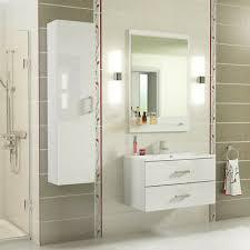 badezimmer badmöbel komplett set 60cm keramik waschtisch