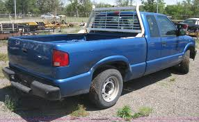 2001 Chevy S10 Ext. Cab Pickup Truck | Item AS9220 | SOLD! J... Barn Find Found This Old Chevy Pickup Sitting In A Barn Goodguys Event At Kansas Speedway Hot Rod Network 2018 Truck Lineup Liberty Mo Heartland Chevrolet 1984 1972 Trucks Madison Bumgarner Wins Truck With Technology And Stuff During 1965 C10 Pro Touring Built Pickup Pickups For Sale Used 2013 Silverado 1500 Regular Cab Pricing For Sale The Blog At Biggers 1966 Custom Pristine Shape Blazer Classics On Autotrader 2017 Toyota Tundra City Molle