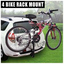 100 Bike Rack For Truck Hitch Amazoncom Segawe Deluxe 4 Mount 2Inch Receiver