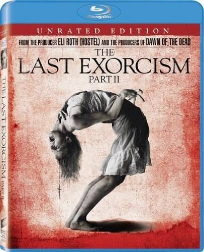 The Last Exorcism Part II Blu-Ray
