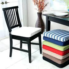 Kitchen Chair Seat Replacement Simple Pads For Dining Room Design Magnificent Patio Cushions