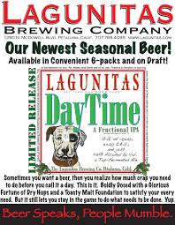 Dogfish Head Pumpkin Ale Calories by Lagunitas Daytime Ipa Is A U0027light Session U0027 Ipa Review Urban