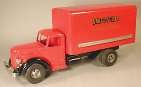 Smith Miller,Toy Truck, Original, Smith Miller Smitty Toys Box Van Smith Miller Toy Truck Original United States Army Supply Mack Marx Race Car 1950s Louis And Company Vintage Coast Smitty Toys Farm Toy Auction Smithmiller Sales Brochures Picture History National Automobile Club Weekend Finds Dump Lloyd Ralston Private Collection Auction Frank Messin January 21 2012 Burchard Galleries Sunday September 2014 Lot 1301 Union 76 Tow For Smittys Garage