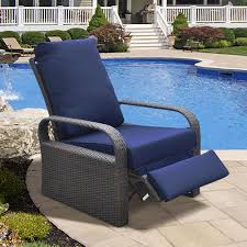 Outdoor Wicker Recliner / Recliner Chair/ Rattan Recliner ... Teak Patio Chair Fniture Home And Garden Fniture High The Weatherproof Outdoor Recliner Amya Contemporary Chair With Plush Cushion By Of America At Rooms For Less Hondoras In Bay Cream Klaussner Delray W8502 Cdr Gci Freestyle Rocker Mesh Flamaker Folding Patio Rattan Foldable Pe Wicker Space Saving Camping Ding Bungalow Rose Spivey Reviews Walmartcom Breeze Lounge