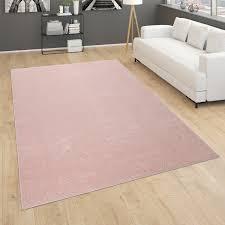 teppich wohnzimmer modern einfarbig filz rücken