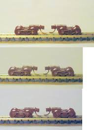 100 N Scale Trucks Other Parts And Accs 13294 Micro Trains Mtl Brown