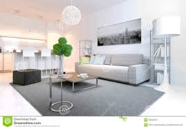 100 Scandinavian Apartments Style Stock Illustration Illustration Of