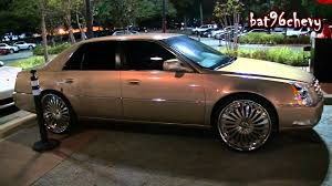 Cadillac DTS on 24