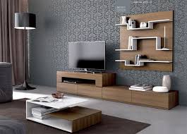 Wall Shelves And Lcd Cabinet Hpd548