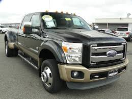 Used 2011 Ford F450 Diesel V8 Crew Cab 4WD King Ranch For Sale ...