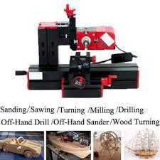 mini multipurpose machine set 198 14 online shopping gearbest com