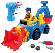 Take Apart Toys For Boys & Girls TG652 - Bump N Go Construction ... Cstruction Vehicle Toy Trucks Push And Go Sliding Cars For Baby Amazoncom Fisherprice Little People Dump Truck Toys Games 4 Styles Eeering Vehicles Excavator Cement Mixer Car Learn Vehicle Names With Bus Educational Melissa Doug Pullback Aaa What Toys Boys Girls Toddlers Older Kids Gifts For Kids Obssed With Popsugar Family Vtech Drop Walmartcom Best Remote Control Toddlers To Buy In 2018 Kid Galaxy Mega Motorized Irock Iroll Children Model Pullback Digger