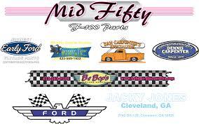 100 Dennis Carpenter Ford Truck Parts Sponsors Vendors 42nd Edition F100 Supernationals