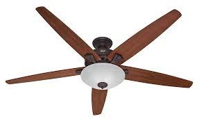Hunter Douglas Ceiling Fan Replacement Globes by Hunter Fan Company 55042 Stockbridge 70 Inch Ceiling Fan With Five