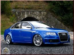 Audi RS4 s photos and pictures