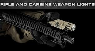 INFORCE WML White Multifunction Weapon Mounted Light FDE BLACK