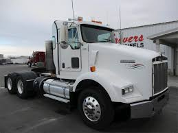 100 Day Cab Trucks For Sale 2012 Kenworth T800 Truck 251500 Miles Rigby