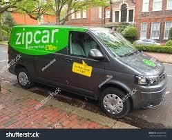 100 Zipcar Truck LONDON APRIL 21 Rear View Stock Photo Edit Now 409835956