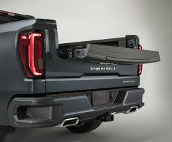 2019 GMC Sierra 1500: Tailgate Of The Future Rattlesnake Truck Tailgate Decal Xtreme Digital Graphix Power Pickup Truck Tailgate Lift Assist Droptailcom Wraps One Of The Coolest Features 2019 Gmc Sierra Is Its Pickup Beds Tailgates Used Takeoff Sacramento Hdware Gatorgear Hemi Insert 60 Recon White Lightning Led Light Bar 26416 Studebaker Vinyl Letters Ariesgate Fundable Crowdfunding For Small Businses Patriotic Cstution Flag Wrap Graphic Wiktionary