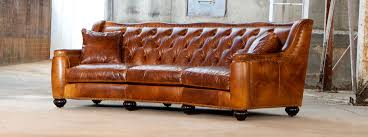 Decoro Leather Sofa With Hardwood Frame by Classic Leather Furniture Discount Store And Showroom In Hickory Nc
