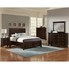 Bedroom Sets With Storage by Tribeca Bedroom Furniture Set With Storage Sleigh Bed Sam U0027s Club
