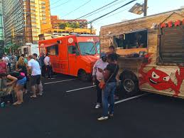 Indulge Your Cravings Tonight At The Morgan's Food Truck Rally ... Omninon Food Trucks Craft Beer Draw Festive Crowd To Stadium New Jersey Truck Builder M Design Burns Smallbusiness Owners Nationwide Order To Go The Gothic Times City Cinco De Mayo Truck Fest Pizza Vita Opening Brickandmortar Location In Heights Jerkin Chicken Trucks Roaming Hunger Festival Sahara Grill Pita Chicpeajc Podcast Enemy Base Eats